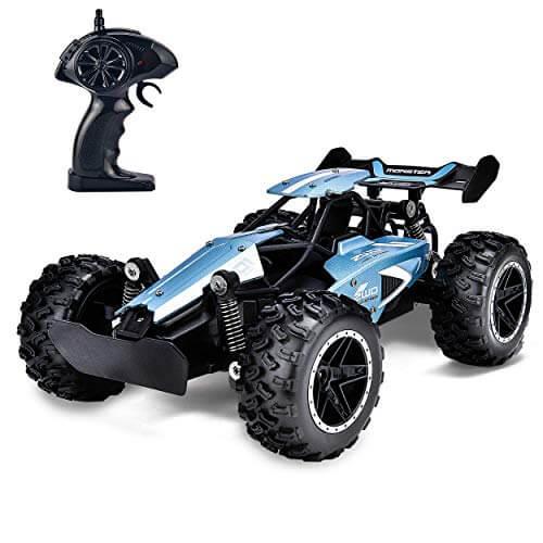 Boys Girls Kid Galaxy RC Remote Control Car Bump n Chuck Bumper Cars Ages 6